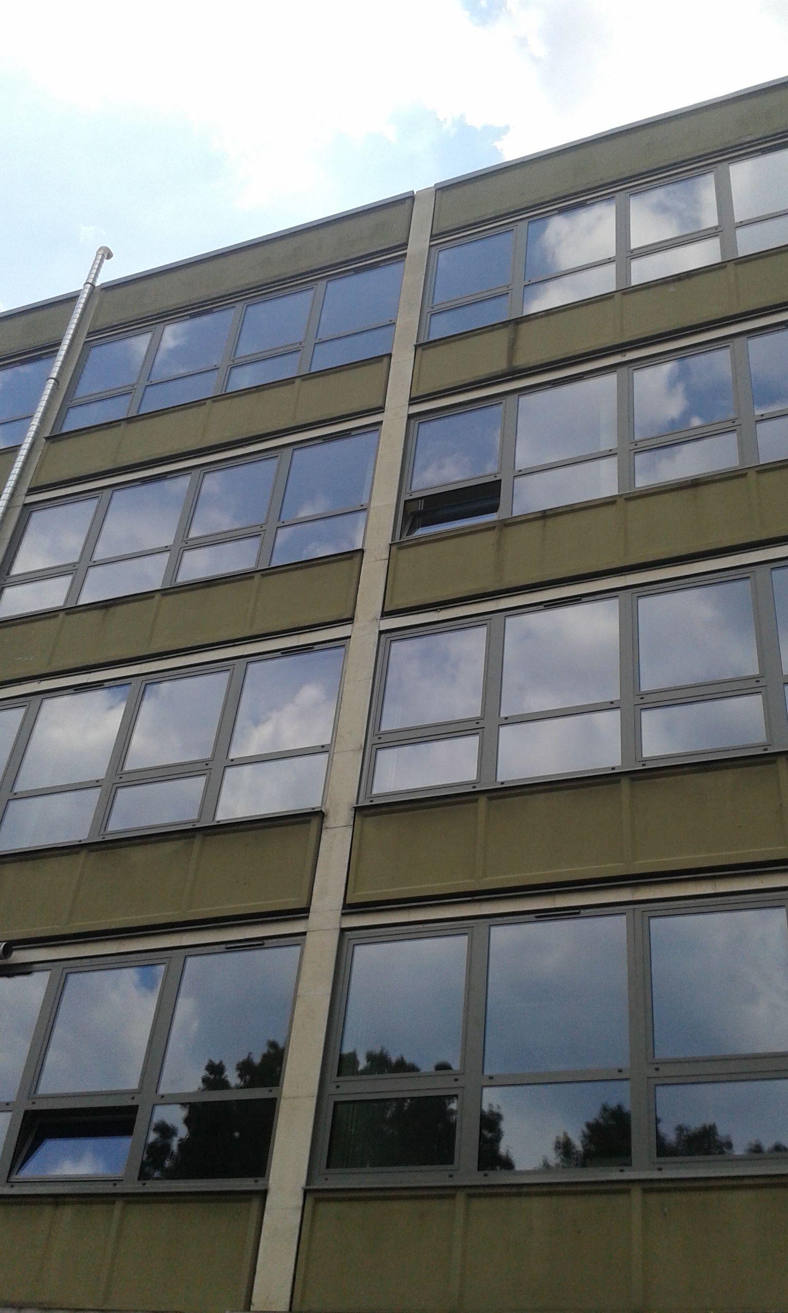 Váradi utcai irodaház felújítása