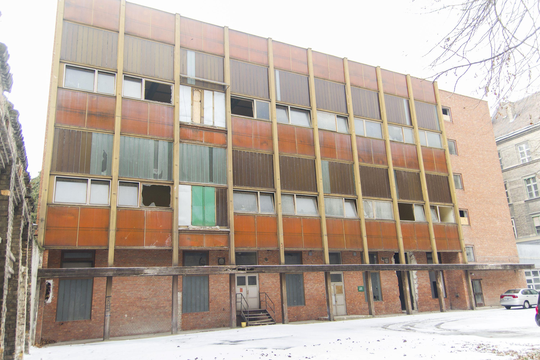 A Budapesti Vendéglátóipari és Humán Szakképzési Centrum Raoul Wallenberg iskoláinak felújítása