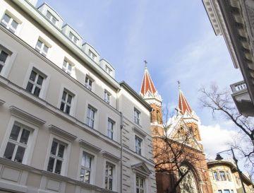 Károli Gáspár Református Egyetem, Horánszky utcai egyetemi kollégium