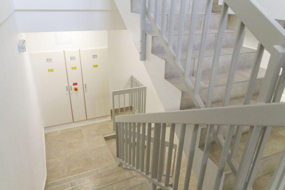 Fővárosi Csatornázási Művek irodaépületének teljes körű felújítása