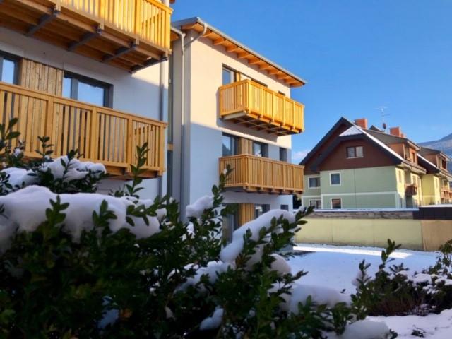 Apartmanház generálkivitelezése Ausztria