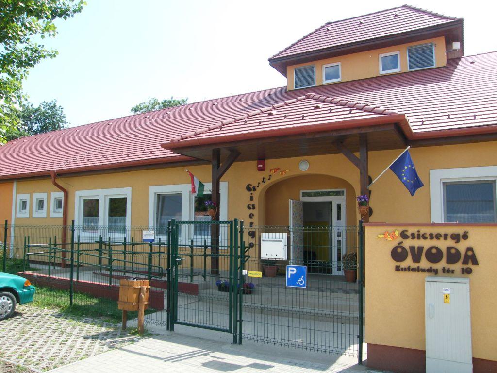 Egy új óvoda-épület zöldmezős generálkivitelezése Üllőn