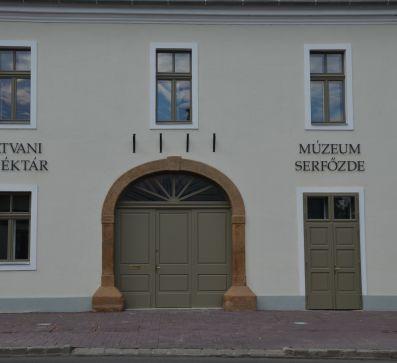Hatvany Lajos Közérdekű Muzeális Gyűjtemény rekonstrukció