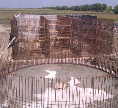 Sewage plant, Gádoros