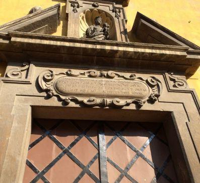 Pápai ferences kolostor