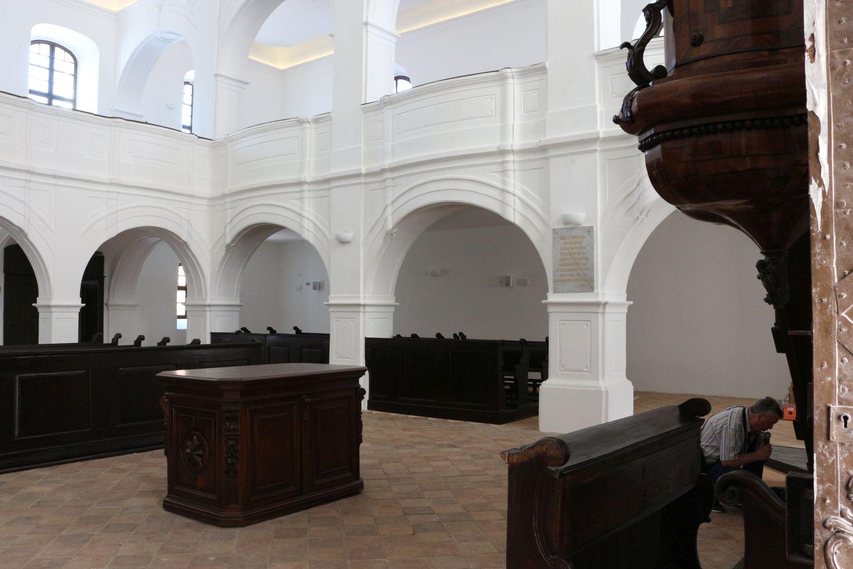 Az Ótemplom és a hozzá kapcsolódó múzeum épületének teljes felújítása