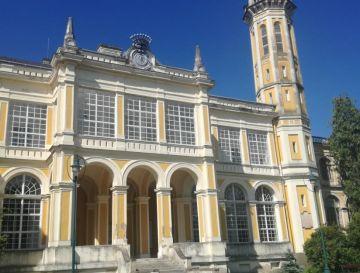 A füzérradványi Károlyi-kastély felújítása