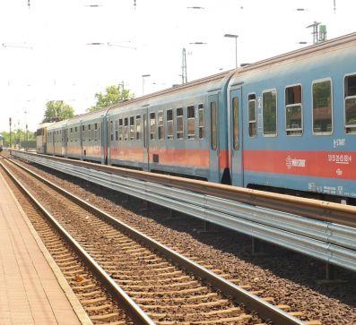 Budapest – Debrecen vasútvonal munkálatai