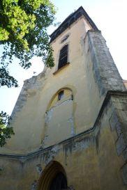 Nagykőrösi Református Templom műemléki épület magasépítési rekonstrukciója-régi torony