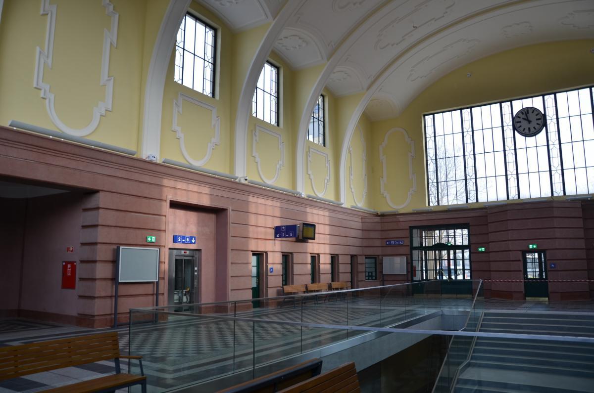 A békéscsabai vasútállomás teljes körű felújítása