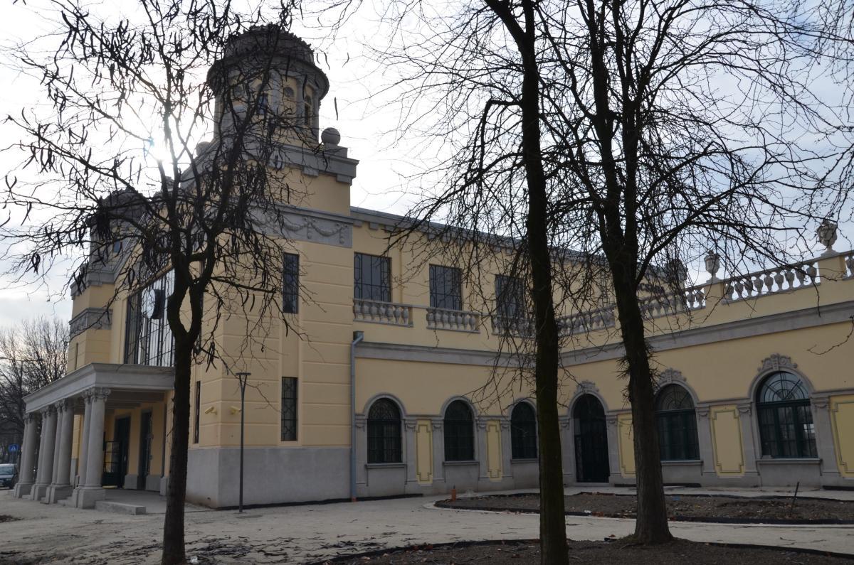 A békéscsabai vasútállomás felújítása