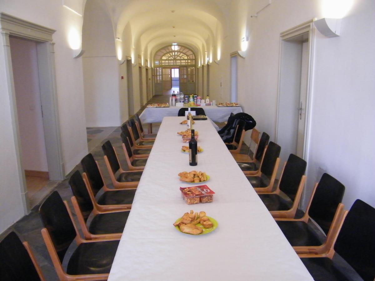 A kőszegi Bencés Rendház komplex átalakítása és bővítése