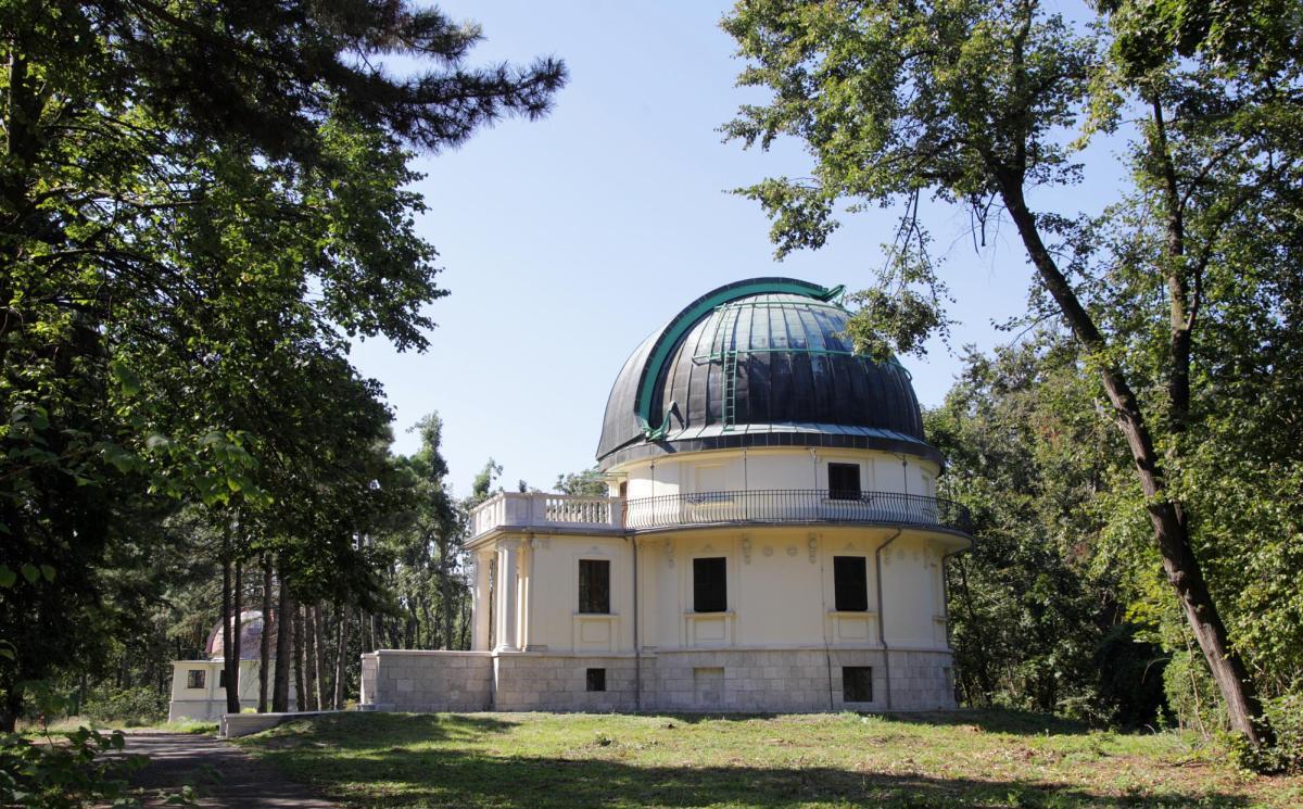 MTA Csillagászati központjának rekonstrukciója