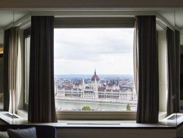 Hilton Budapest *****