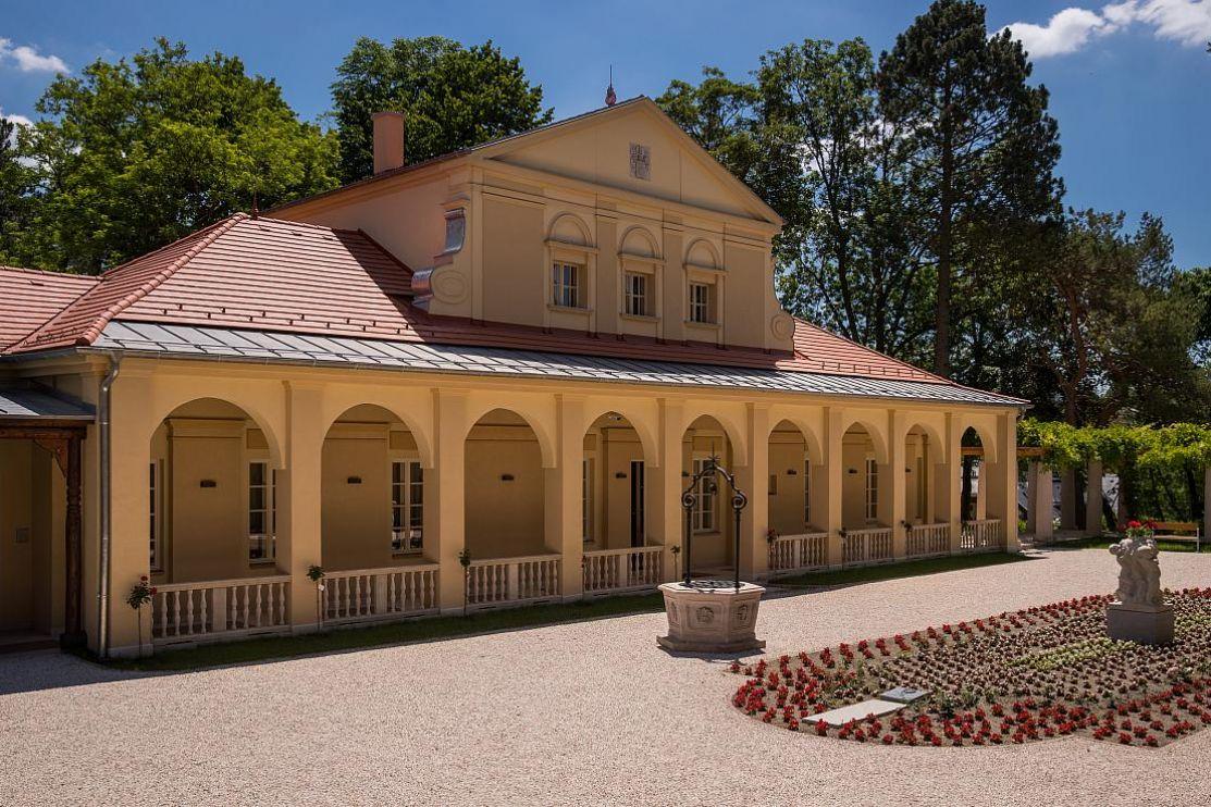 Klebelsberg-kastély