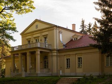 Klebelsberg kastély felújítása