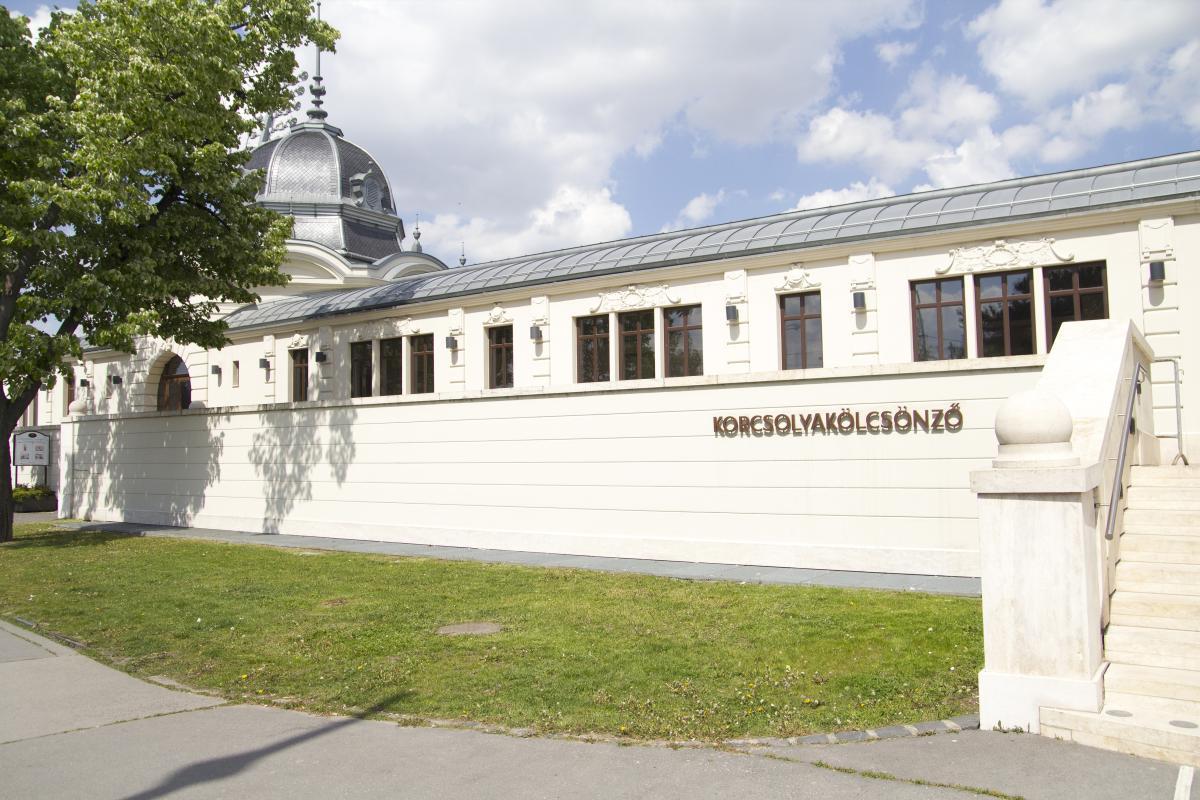 Városligeti Műjégpálya rekonstrukciója