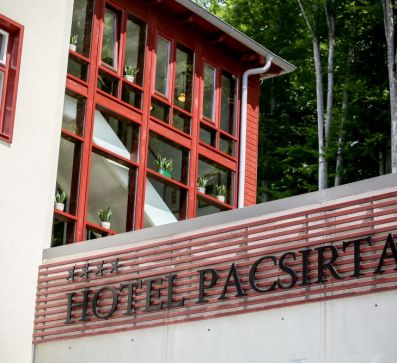 Hotel Pacsirta ****