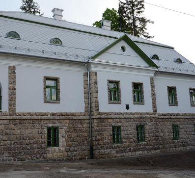 Herrenhaus Szabó in Mónosbél