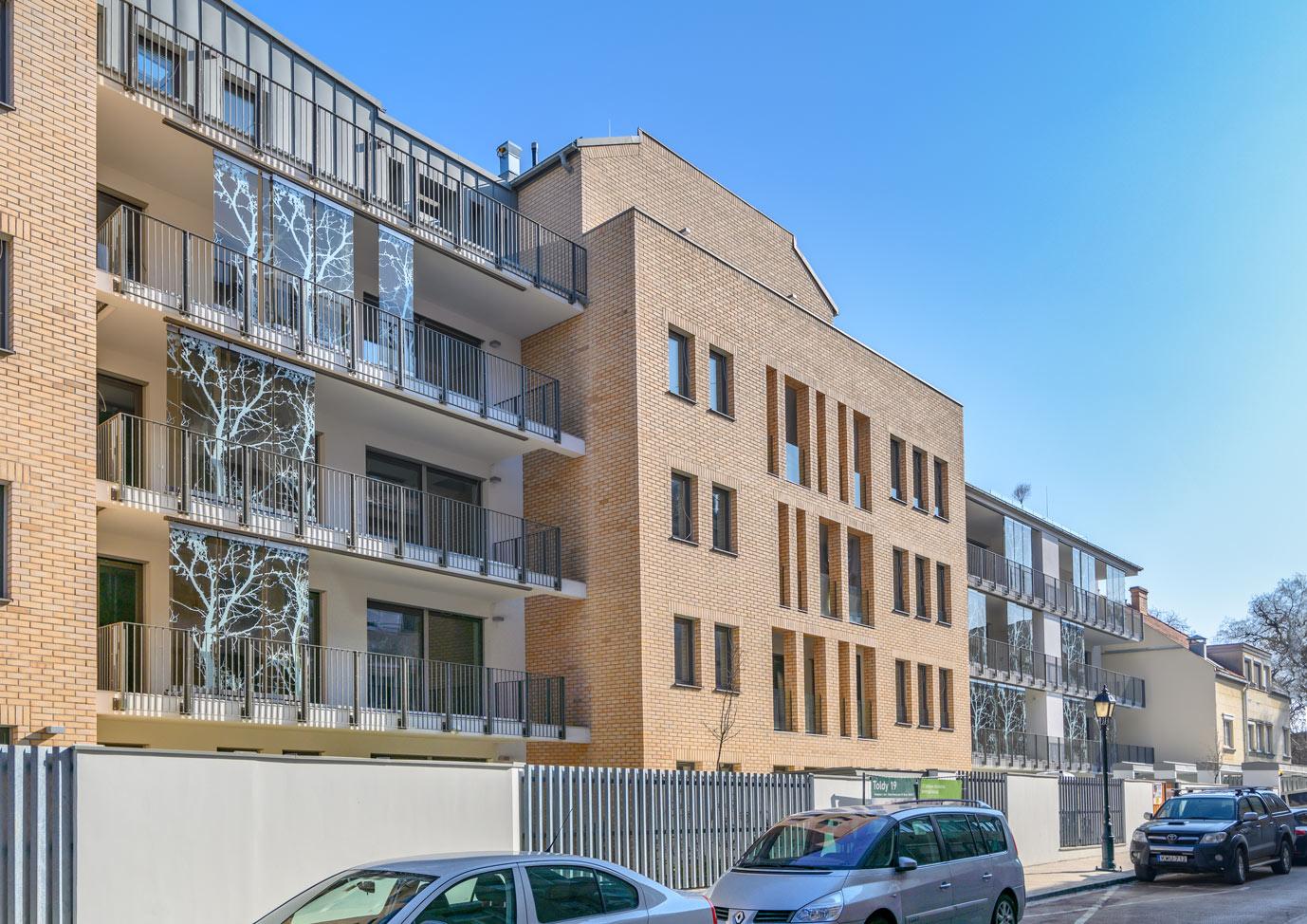 Budapest I. kerület Toldy Ferenc utca 19.